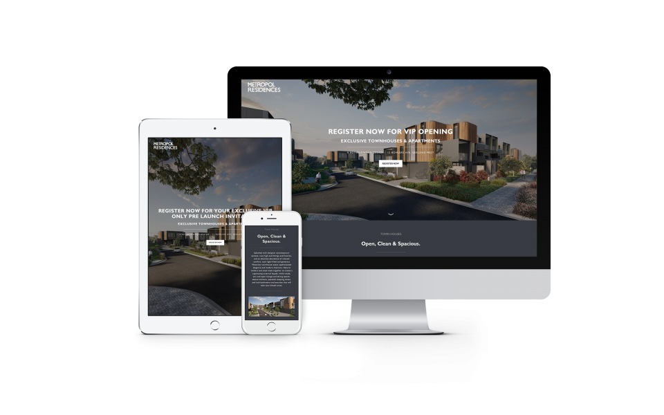 RESPONSIVE WEBSITES ON ANY DEVICE