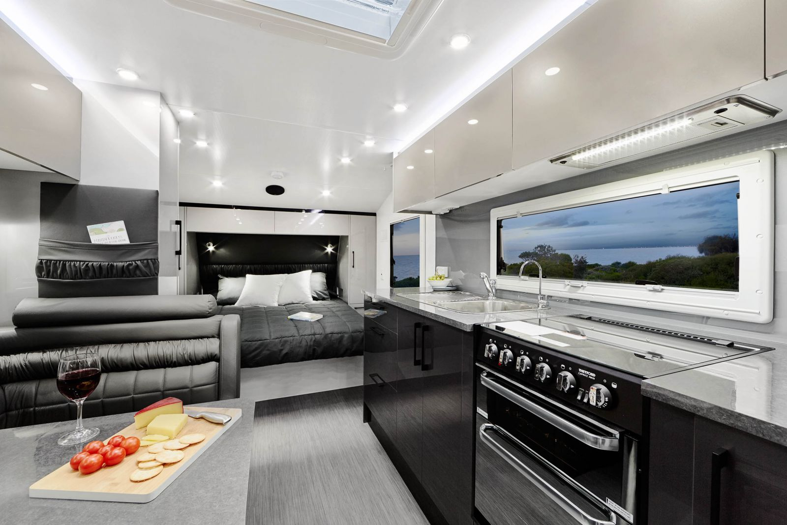 Awesome Caravans For Sale In Melbourne  New Age Off Road Caravan Prices