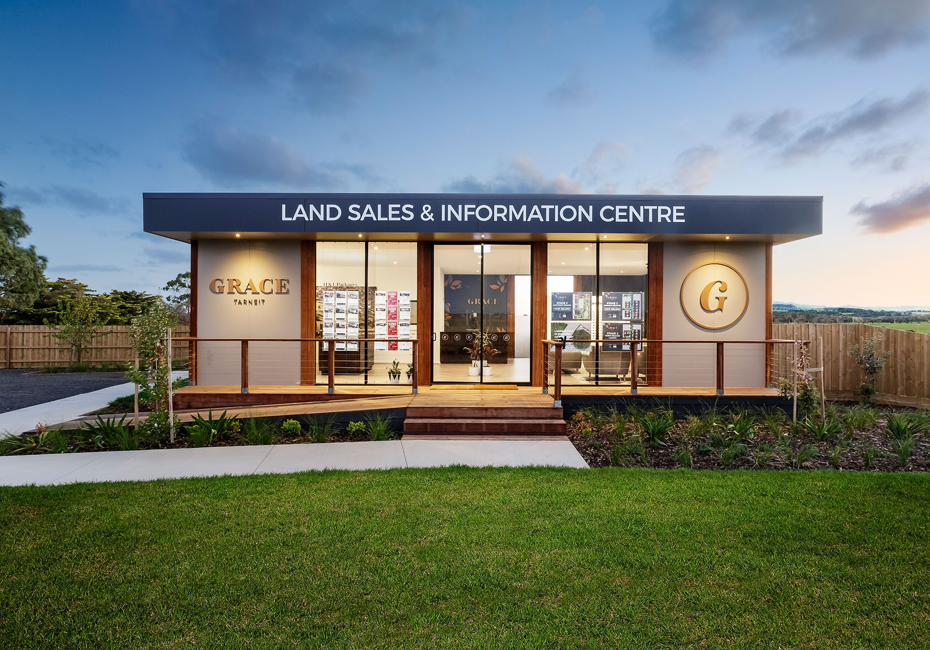LAND SALES OFFICE